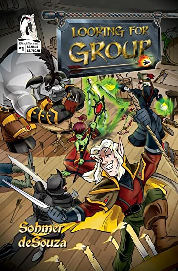 Looking For Group #1