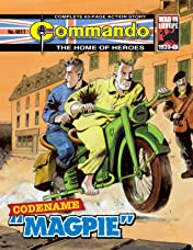 "Commando #4911: Codename ""MAGPIE"""