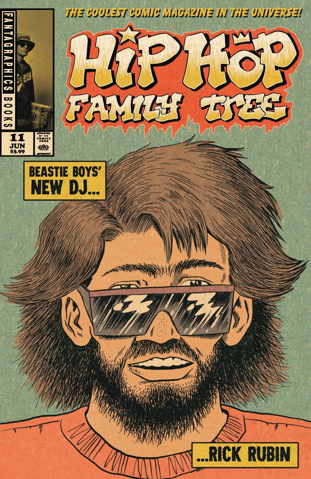 Hip Hop Family Tree #11