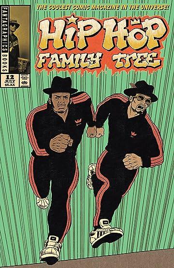 Hip Hop Family Tree #12