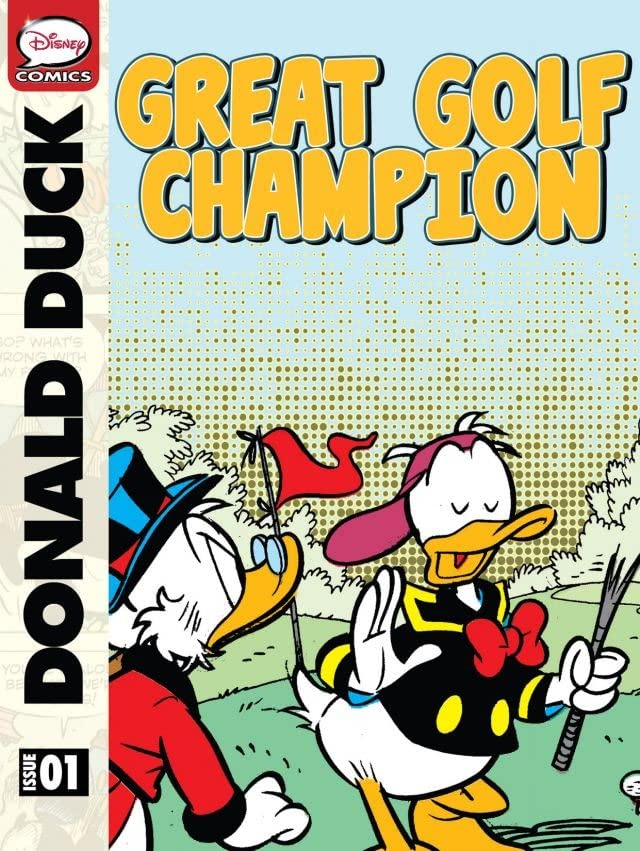 Donald Duck: Great Golf Champion