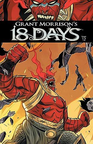 Grant Morrison's 18 Days #12