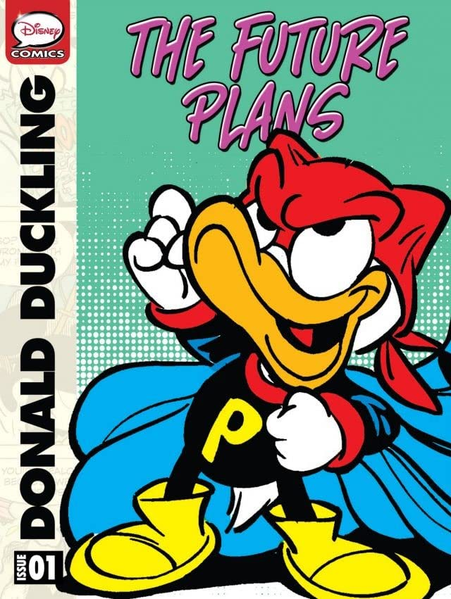 Donald Duckling and the Future Plans