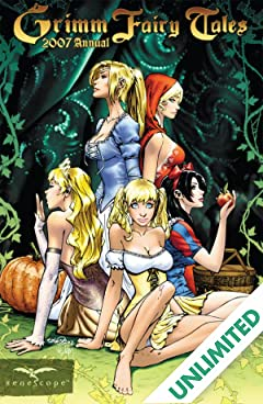 Grimm Fairy Tales: 2007 Annual
