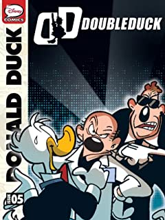 DoubleDuck #5: The First Night