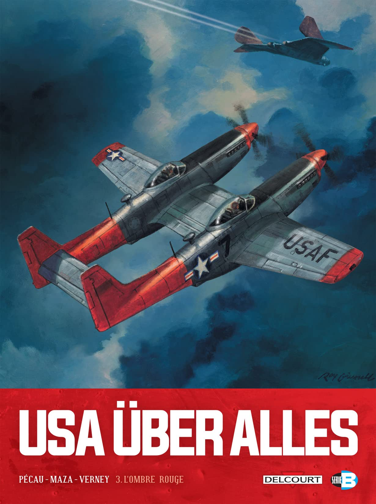 USA über alles Tome 3: L'Ombre rouge