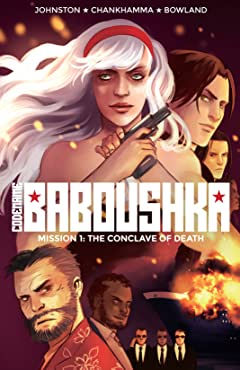 Codename Baboushka Vol. 1: The Conclave of Death