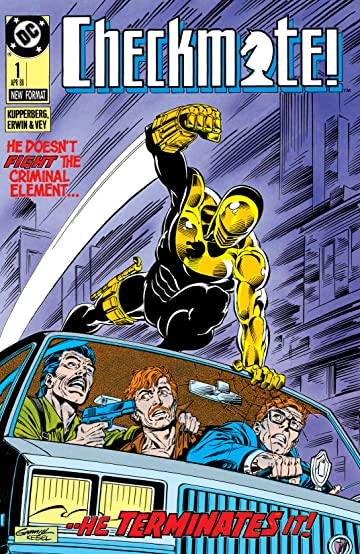 Checkmate (1988-1991) #1