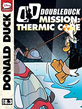 DoubleDuck #8: Mission Thermic Core #3