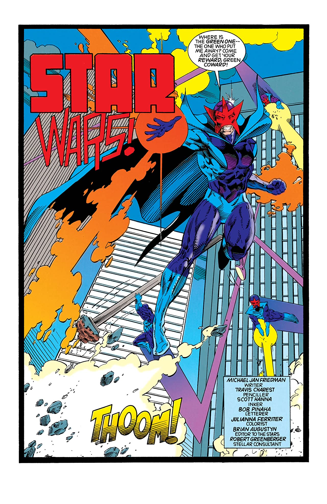 The Darkstars (1992-1996) #4