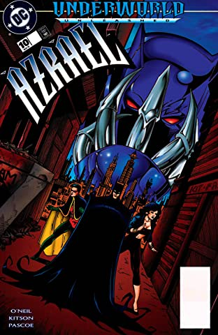 Azrael: Agent of the Bat (1995-2003) #10