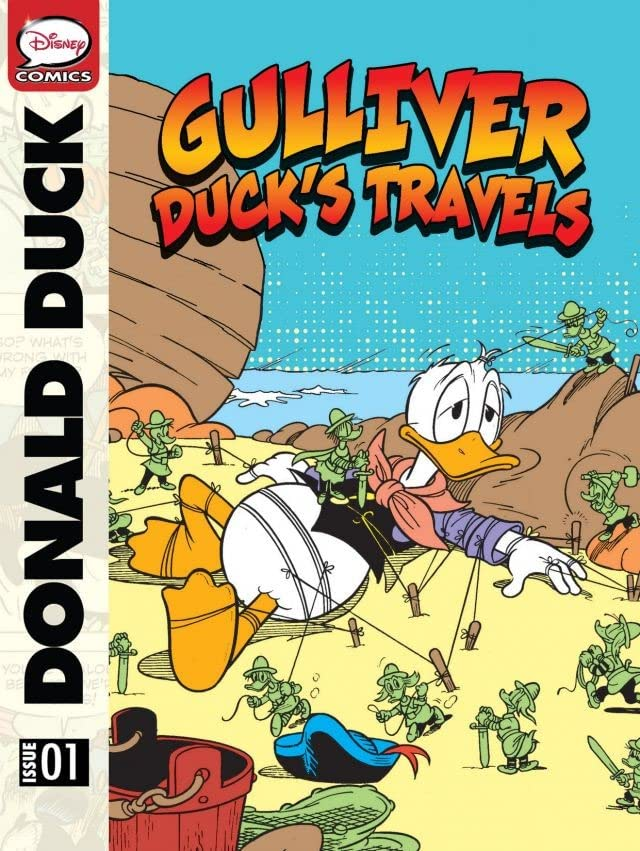 Gulliver Duck's Travels #1