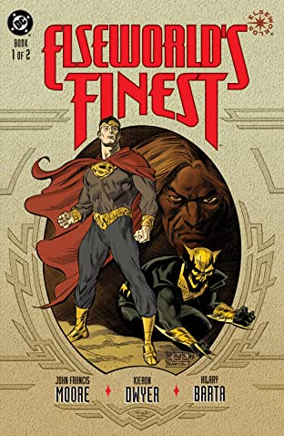 Elseworld's Finest (1997) No.1