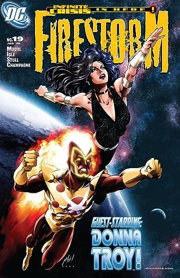 Firestorm (2004-2007) #19