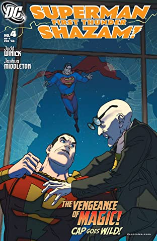Superman/Shazam!: First Thunder (2005-2006) #4