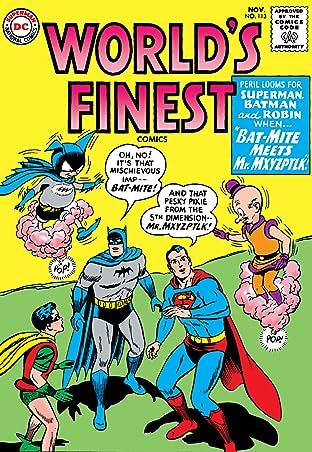 World's Finest Comics (1941-1986) #113