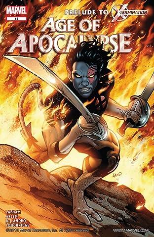 Age of Apocalypse (2012-2013) No.13