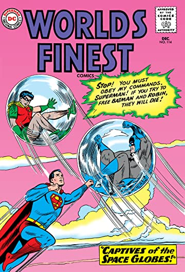World's Finest Comics (1941-1986) #114