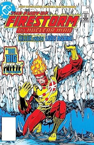 The Fury of Firestorm (1982-1990) #34
