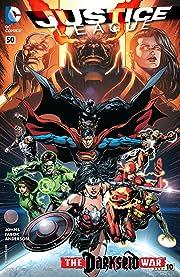 Justice League (2011-2016) No.50