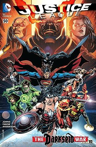 Justice League (2011-) #50