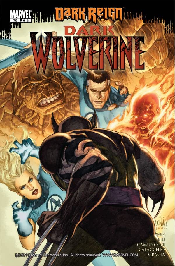 Dark Wolverine #76