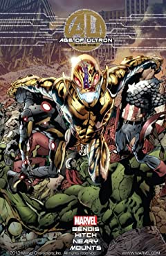 Age of Ultron No.1 (sur 10)