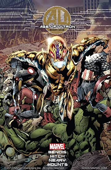 Age of Ultron #1 (of 10)