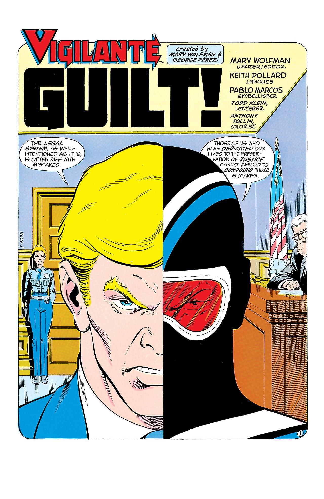 Vigilante (1983-1988) #2