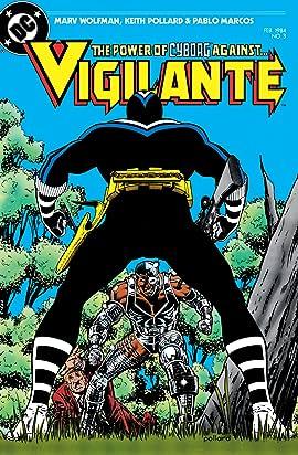 Vigilante (1983-1988) #3