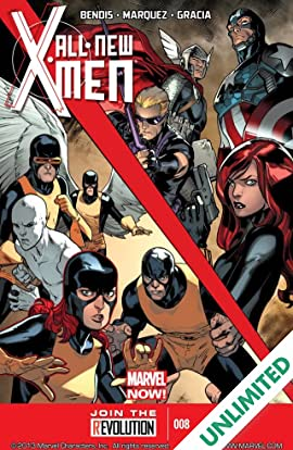 All-New X-Men (2012-2015) #8