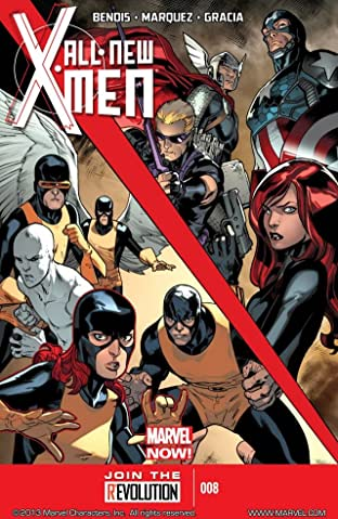 All-New X-Men (2012-2015) No.8