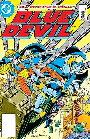 Blue Devil (1984-1986) #8