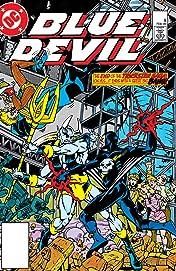 Blue Devil (1984-1986) #9