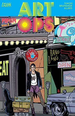 Art Ops (2015-) #8