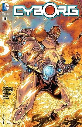 Cyborg (2015-2016) #11