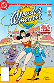 The Legend of Wonder Woman (1986) #2