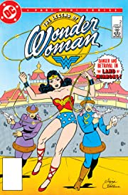 The Legend of Wonder Woman (1986) #2