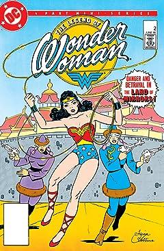 The Legend of Wonder Woman (1986) No.2