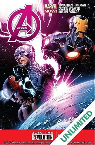 Avengers (2012-2015) #7