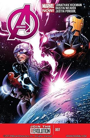 Avengers (2012-2015) No.7