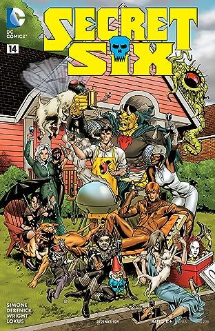 Secret Six (2014-2016) #14