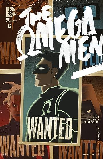 The Omega Men (2015-2016) #12