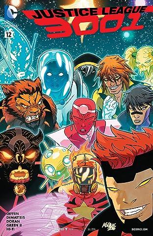 Justice League 3001 (2015-) #12