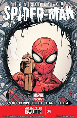 Superior Spider-Man No.5