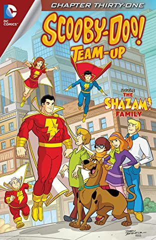 Scooby-Doo Team-Up (2013-) #31