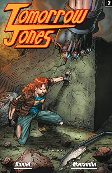 Tomorrow Jones #2