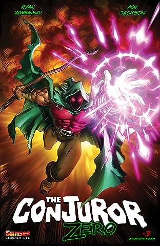 The Conjuror Zero #3