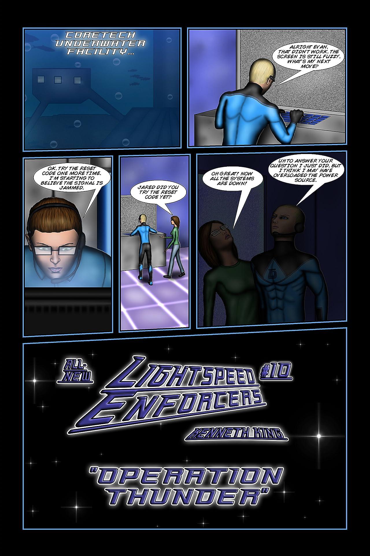 Lightspeed Enforcers #10
