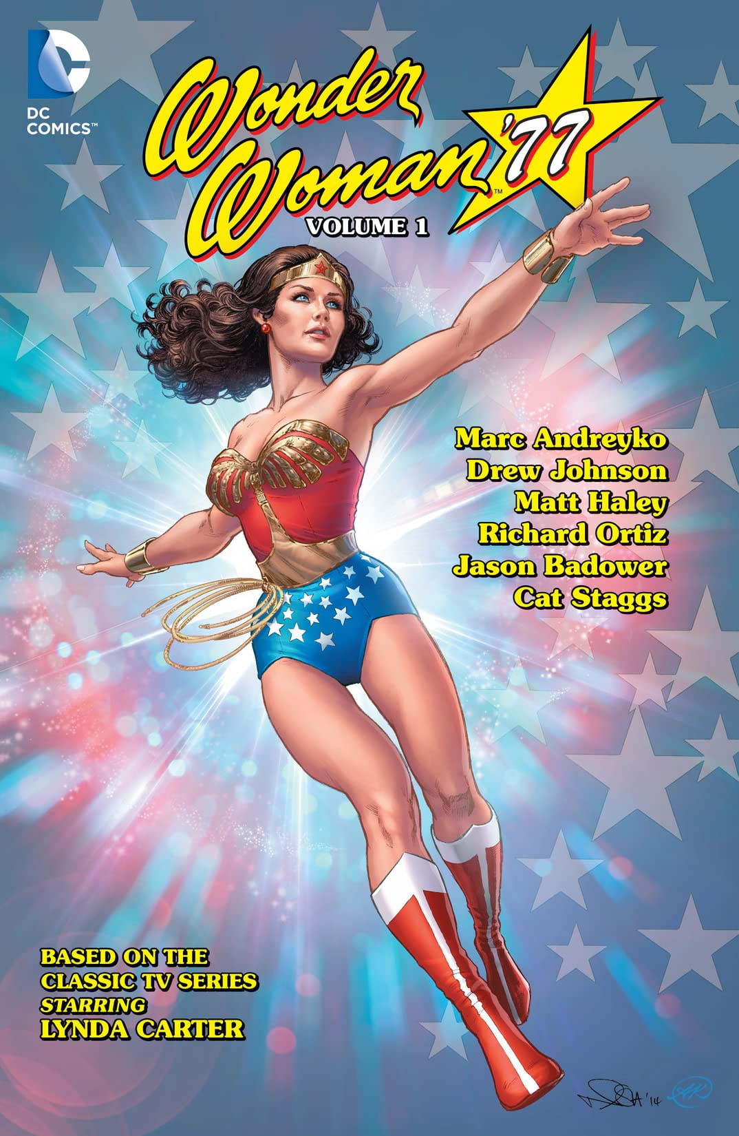 Wonder Woman '77 (2015-2016) Vol. 1